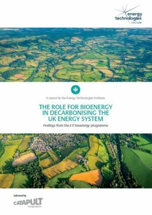 Bioenergy Roadmap Brochure Cover