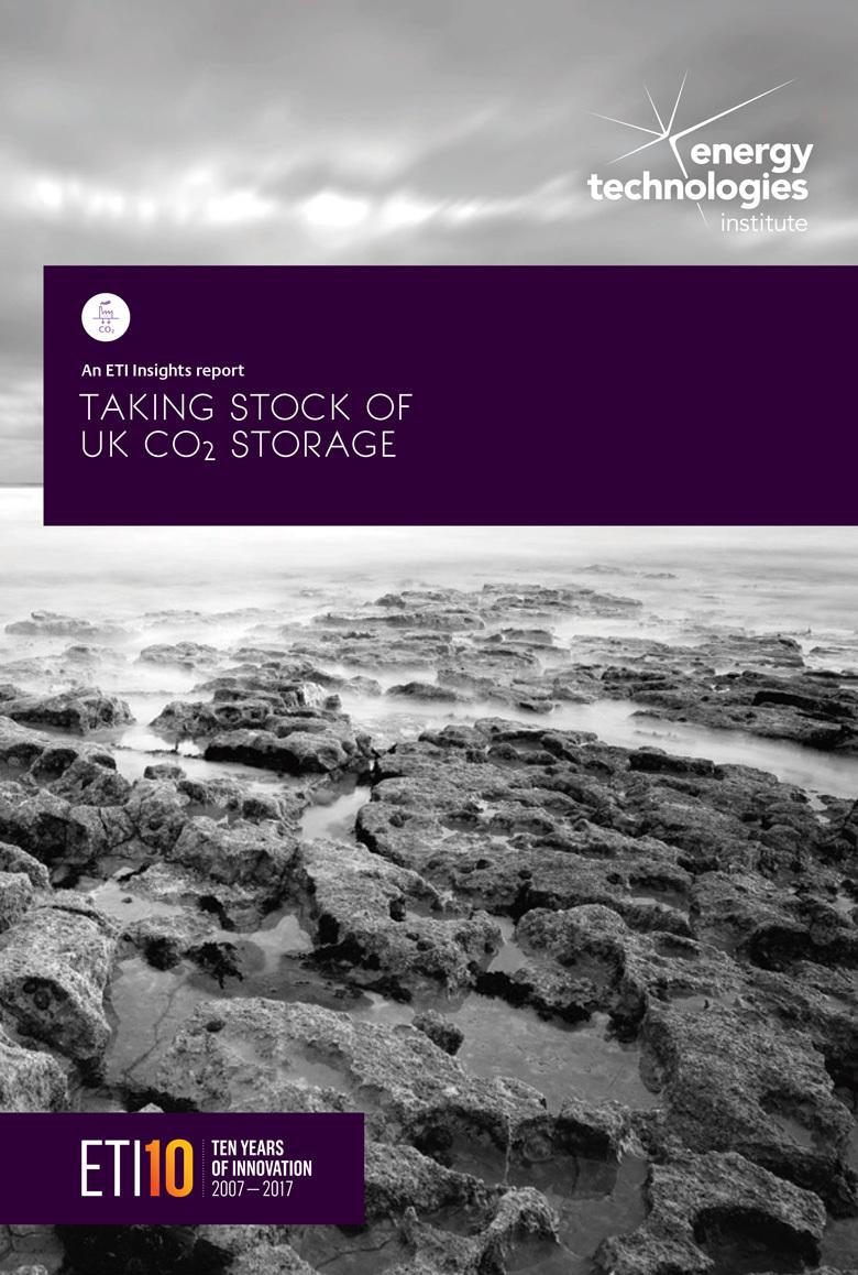 Eti Taking Stock Of Uk Co2 Storage Cover