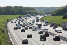 Scope for reduction in transport CO2 emissions by modal shift