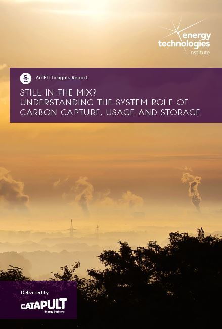 Still in the Mix? Understanding the System Role of Carbon Capture, Usage and Storage
