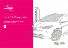 An ETI Perspective - The route to a low cost, low carbon light vehicle transition